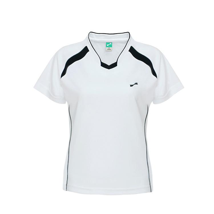 跃速女子运动衫 款号:21904(白色)