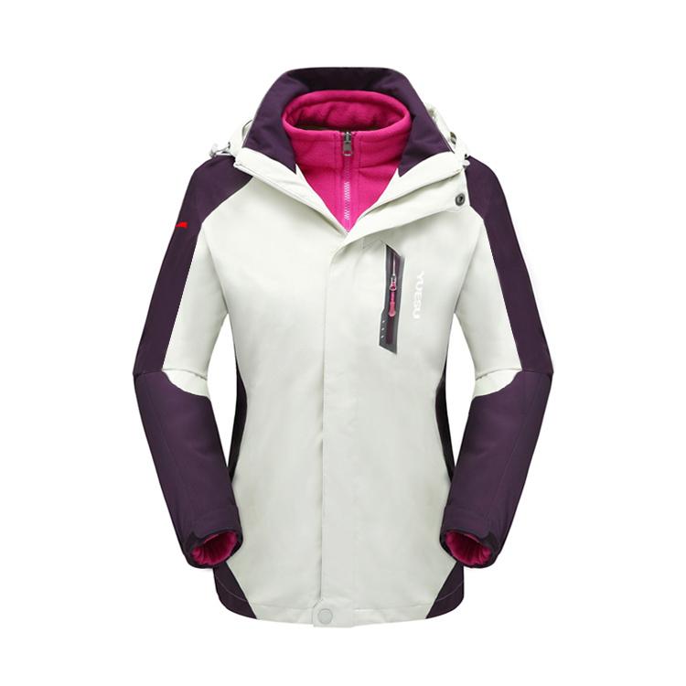 女子户外运动外套防水冲锋衣 款号:219016