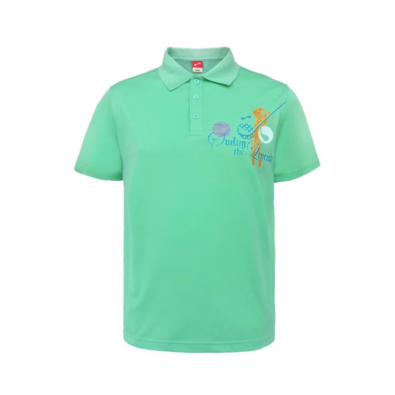 男子短袖休闲T恤 运动休闲夏装 浅绿色 款号:11309